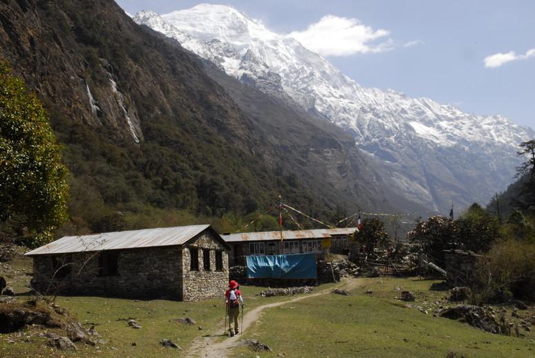 2012年5月 I Love Nepal. ネパールヒマラヤ再訪記(ランタン谷トレッキング)No.1_c0219616_2135684.jpg