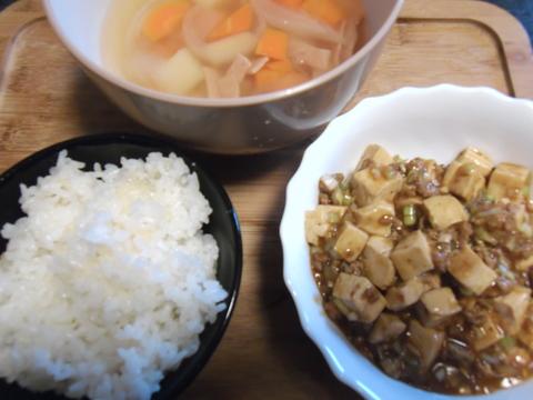 麻婆豆腐_d0207324_10423010.jpg
