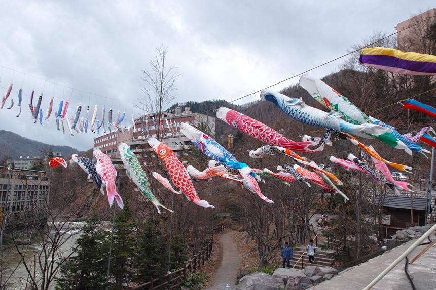 札幌の奥座敷 ~定山渓温泉~_c0223825_0595275.jpg