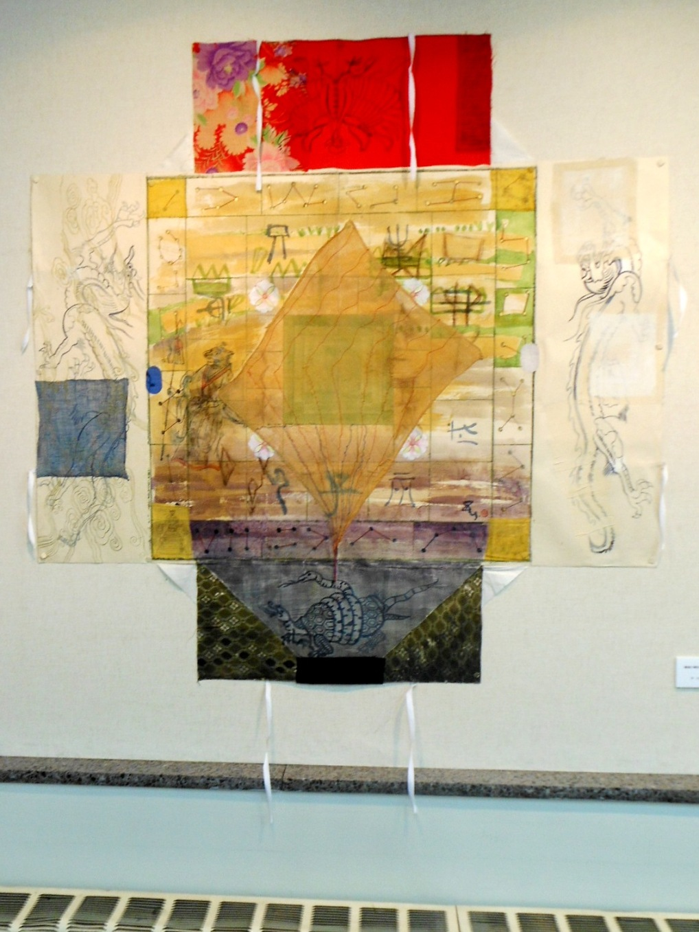 1771)①「北の日本画展 第27回」 時計台 終了5月21日(月)~5月26日(土)  _f0126829_1747917.jpg