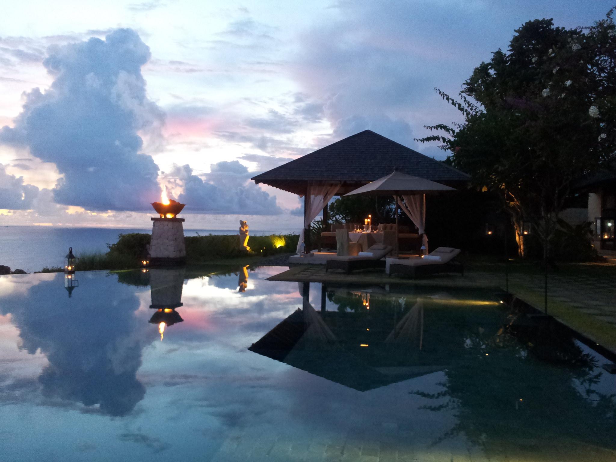 神々の宿る楽園。バリ島へ、美食を届けるプロジェクト。_c0007246_110654.jpg