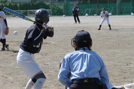 錦田中学ソフトボール部フォトギャラリー 名古屋、蒲田編 _b0249247_23162080.jpg