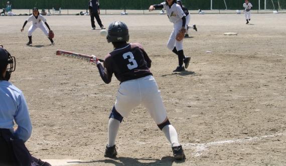 錦田中学ソフトボール部フォトギャラリー 名古屋、蒲田編 _b0249247_23172360.jpg