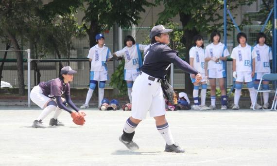 錦田中学ソフトボール部フォトギャラリー 名古屋、蒲田編 _b0249247_2320368.jpg