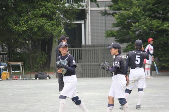 錦田中学ソフトボール部フォトギャラリー 名古屋、蒲田編 _b0249247_23253110.jpg