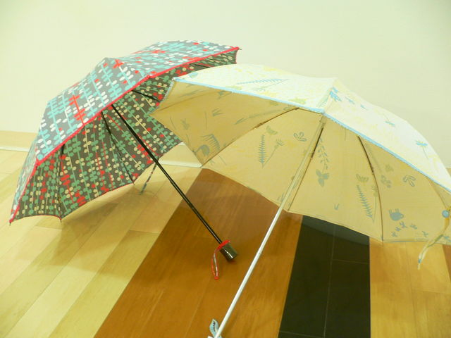 【夏のおすすめアイテム】ひびのこづえ 日傘_f0207748_140396.jpg