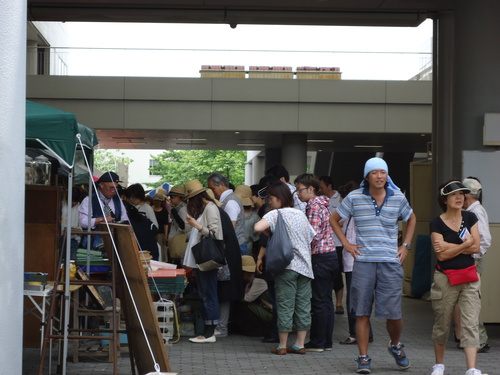 「東京蚤の市」終了しました。_e0060555_16254372.jpg