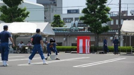 操法大会「敢闘賞」おめでとう_a0243064_1234930.jpg