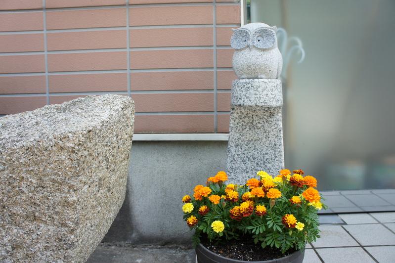 K家様 新規建墓工事-フラワーポット-  2012.5.27_e0223769_15371248.jpg