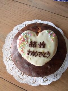 結婚おめでとう!_c0192970_22481049.jpg