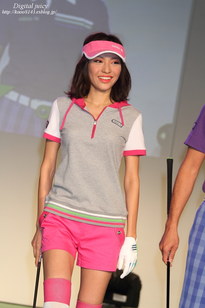 adidasGolf New Line - Fashion Perfomance - ・・・ パート2_c0216181_2212495.jpg