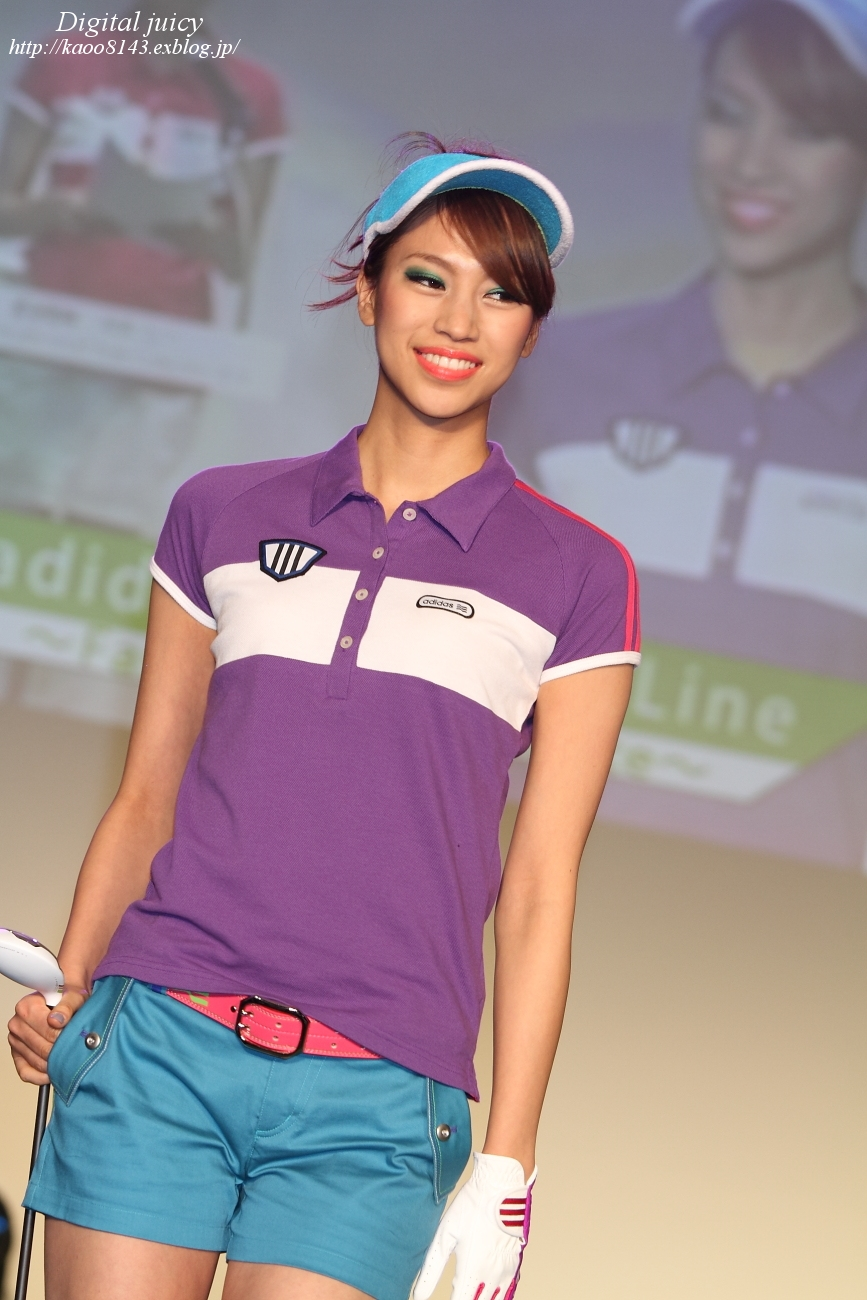 adidasGolf New Line - Fashion Perfomance - ・・・ パート2_c0216181_221516.jpg