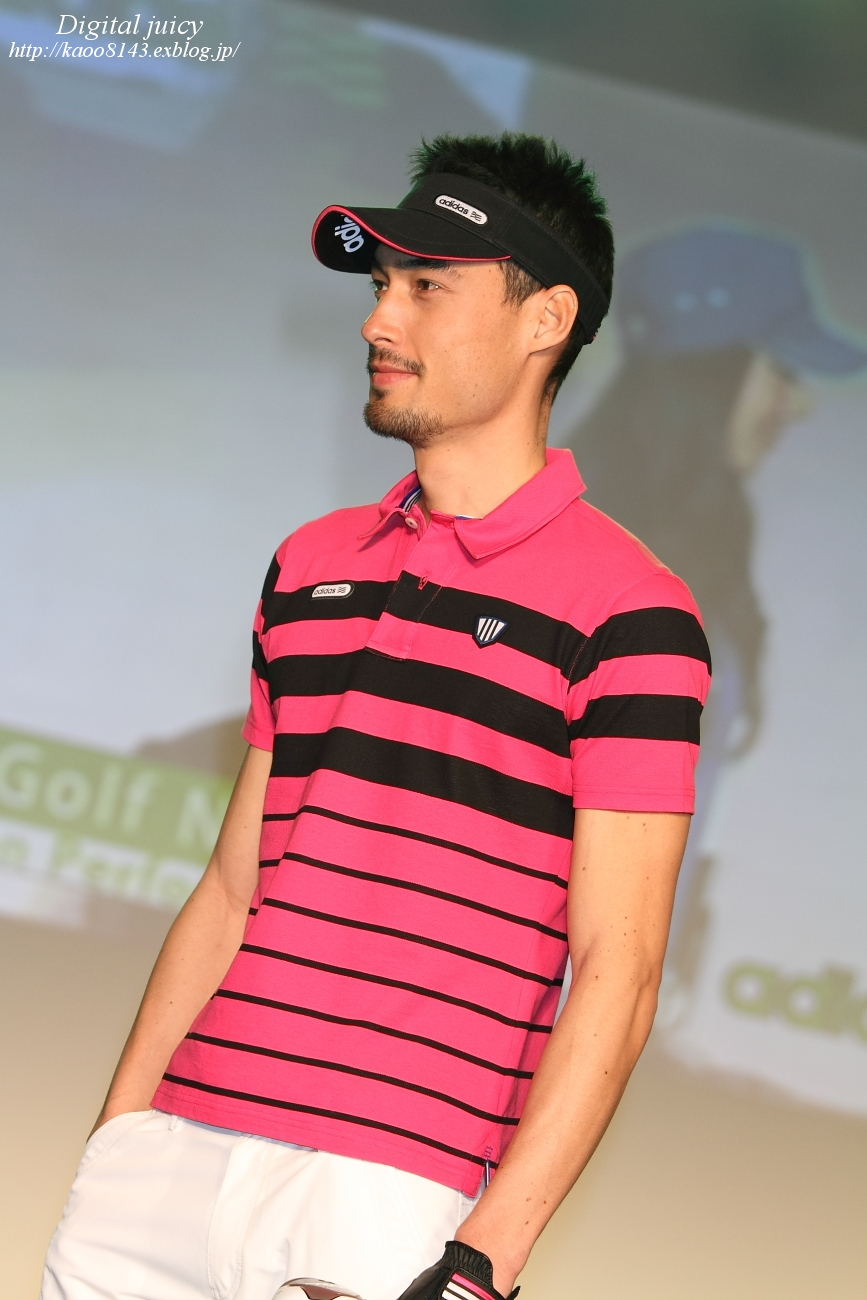 adidasGolf New Line - Fashion Perfomance - ・・・ パート2_c0216181_221751.jpg