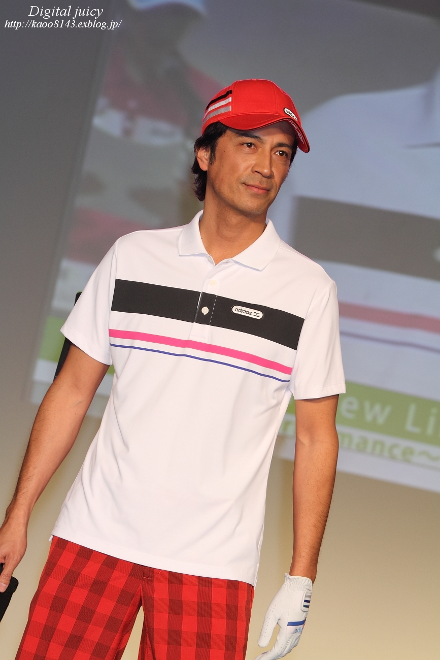 adidasGolf New Line - Fashion Perfomance - ・・・ パート2_c0216181_2223969.jpg