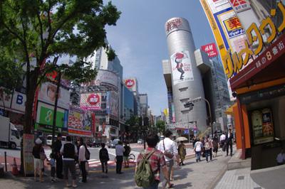 5月28日(月)今日の渋谷109前交差点_b0056983_11521679.jpg
