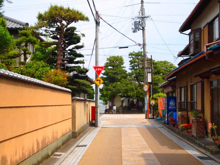 琵琶湖と浮御堂_a0258686_19582664.jpg