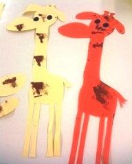 5月は Giraffe と Rainbow !!_a0267292_10452296.jpg