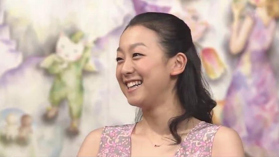 浅田真央、冠番組で近況報告