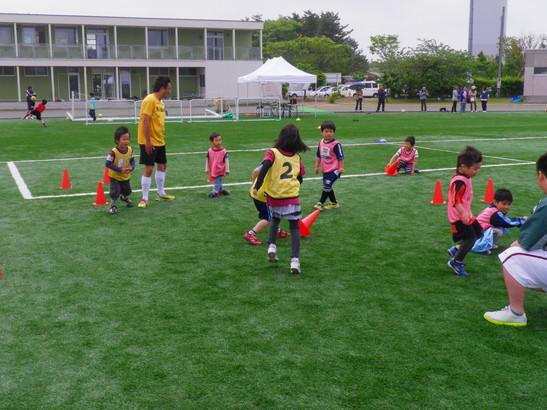 JFAキッズサッカーフェスティバル2012in潟上市_e0272194_22251956.jpg