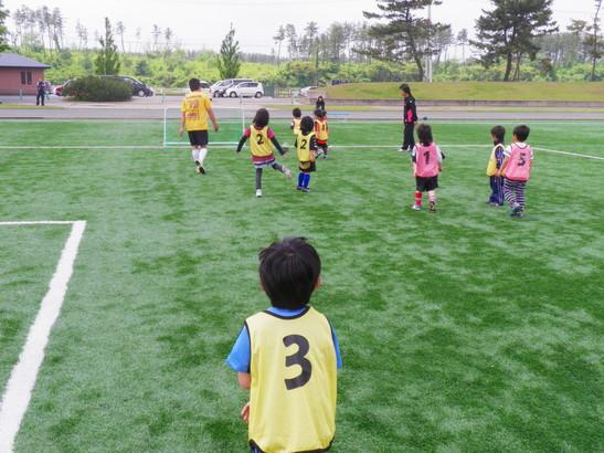 JFAキッズサッカーフェスティバル2012in潟上市_e0272194_22274696.jpg