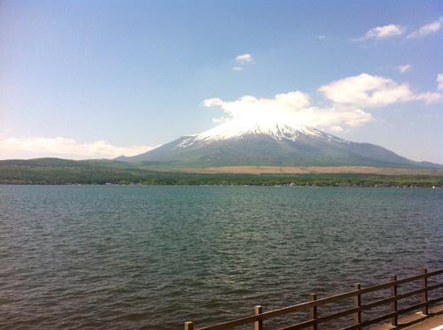*すっかりお気に入り☆_山中湖ロードレース*_d0000304_20121530.jpg