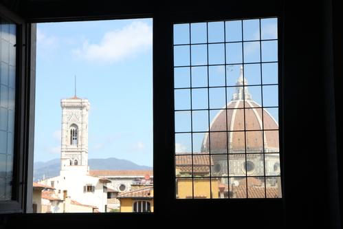 イタリア紀行  DIECHI  そして、ウフィッツイへ_a0194908_1728051.jpg