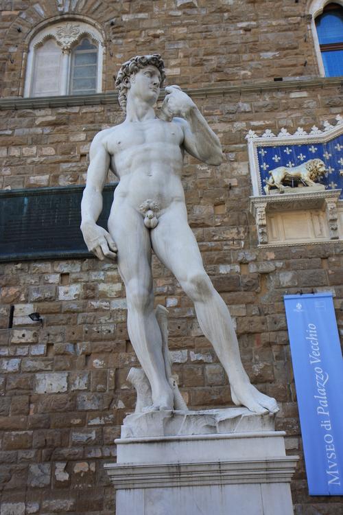 イタリア紀行  DIECHI  そして、ウフィッツイへ_a0194908_17301270.jpg
