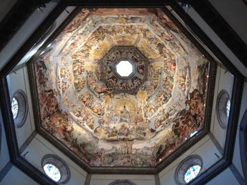 イタリア紀行  DIECHI  そして、ウフィッツイへ_a0194908_17313080.jpg
