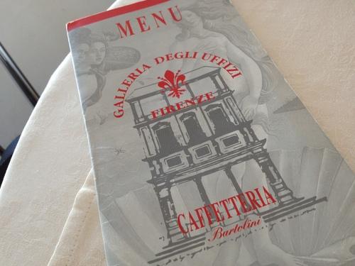 イタリア紀行  DIECHI  そして、ウフィッツイへ_a0194908_17332653.jpg