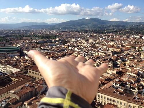イタリア紀行  DIECHI  そして、ウフィッツイへ_a0194908_17415585.jpg