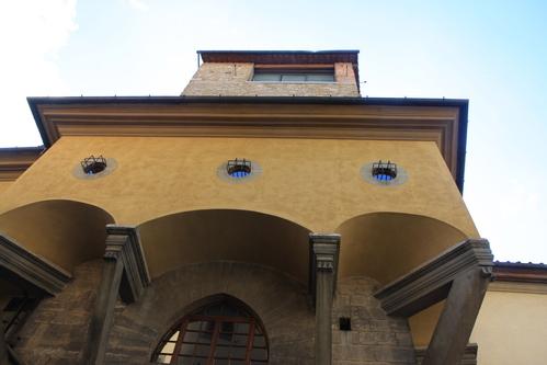 イタリア紀行  NOVE  中央市場、メジチ家礼拝堂、ポンテベッキオ_a0194908_9564521.jpg
