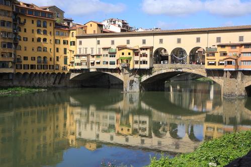 イタリア紀行  NOVE  中央市場、メジチ家礼拝堂、ポンテベッキオ_a0194908_956759.jpg