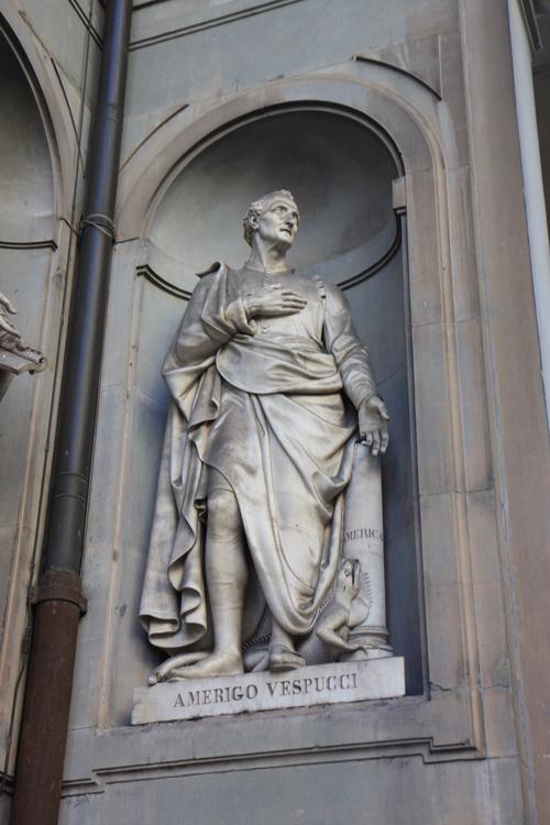 イタリア紀行  NOVE  中央市場、メジチ家礼拝堂、ポンテベッキオ_a0194908_9581497.jpg