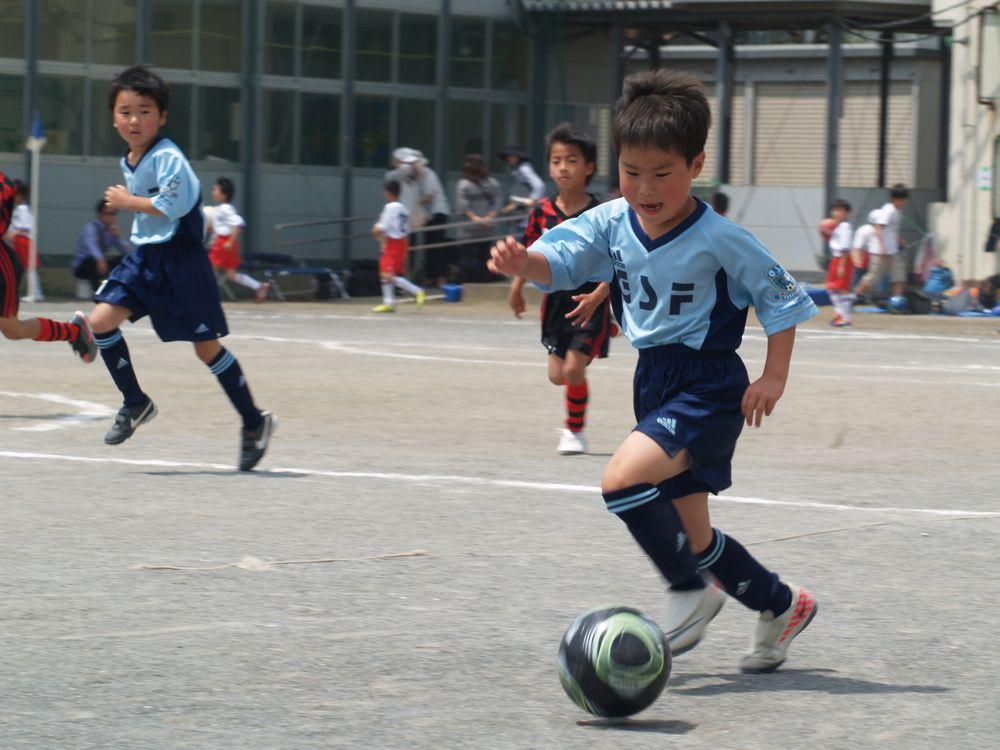 横浜市春季少年サッカー大会SL−S_a0109316_1954574.jpg