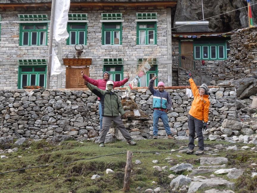 2012年5月 I Love Nepal. ネパールヒマラヤ再訪記(ランタン谷トレッキング)No.2_c0219616_21294414.jpg