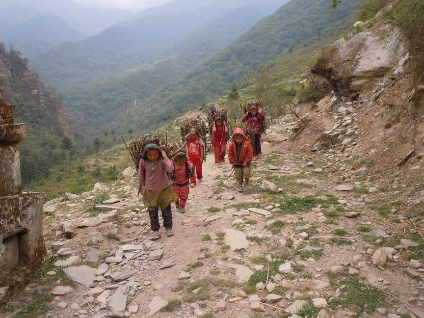2012年5月 I Love Nepal. ネパールヒマラヤ再訪記(ランタン谷トレッキング)No.2_c0219616_21551252.jpg