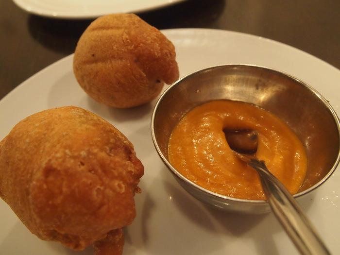 昨日のフランス料理を超えた 南インド料理 ダバインディア (Dhaba India)_f0062122_155236.jpg