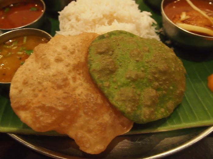昨日のフランス料理を超えた 南インド料理 ダバインディア (Dhaba India)_f0062122_221524.jpg