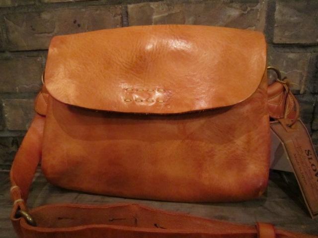 "SLOW \""dyes  waist bag\"" ご紹介_f0191324_9205853.jpg"