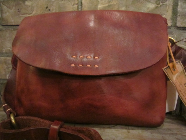 "SLOW \""dyes  waist bag\"" ご紹介_f0191324_9432038.jpg"
