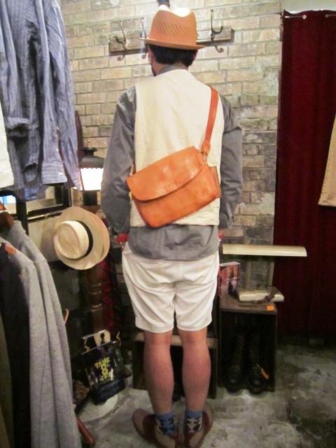 "SLOW \""dyes  waist bag\"" ご紹介_f0191324_9474953.jpg"