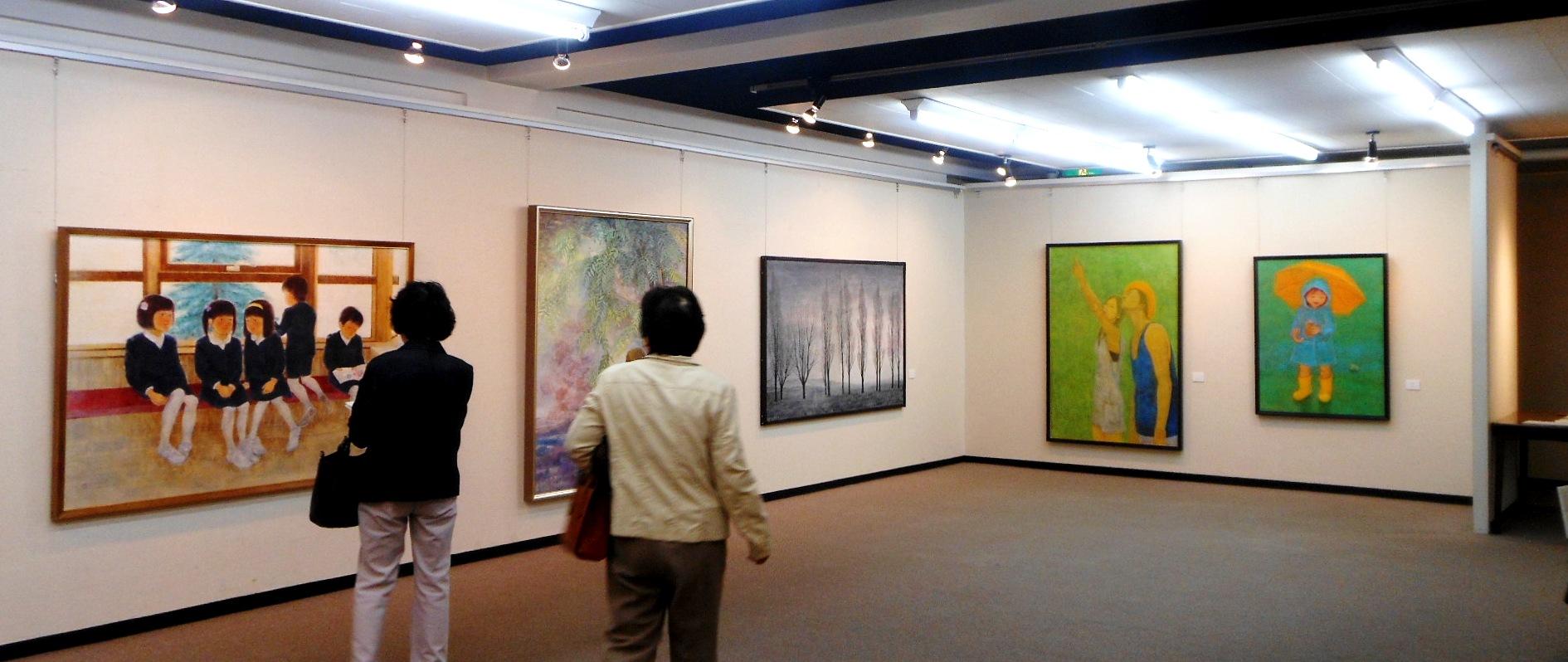 1773)②「北の日本画展 第27回」 時計台 終了5月21日(月)~5月26日(土)_f0126829_9112060.jpg
