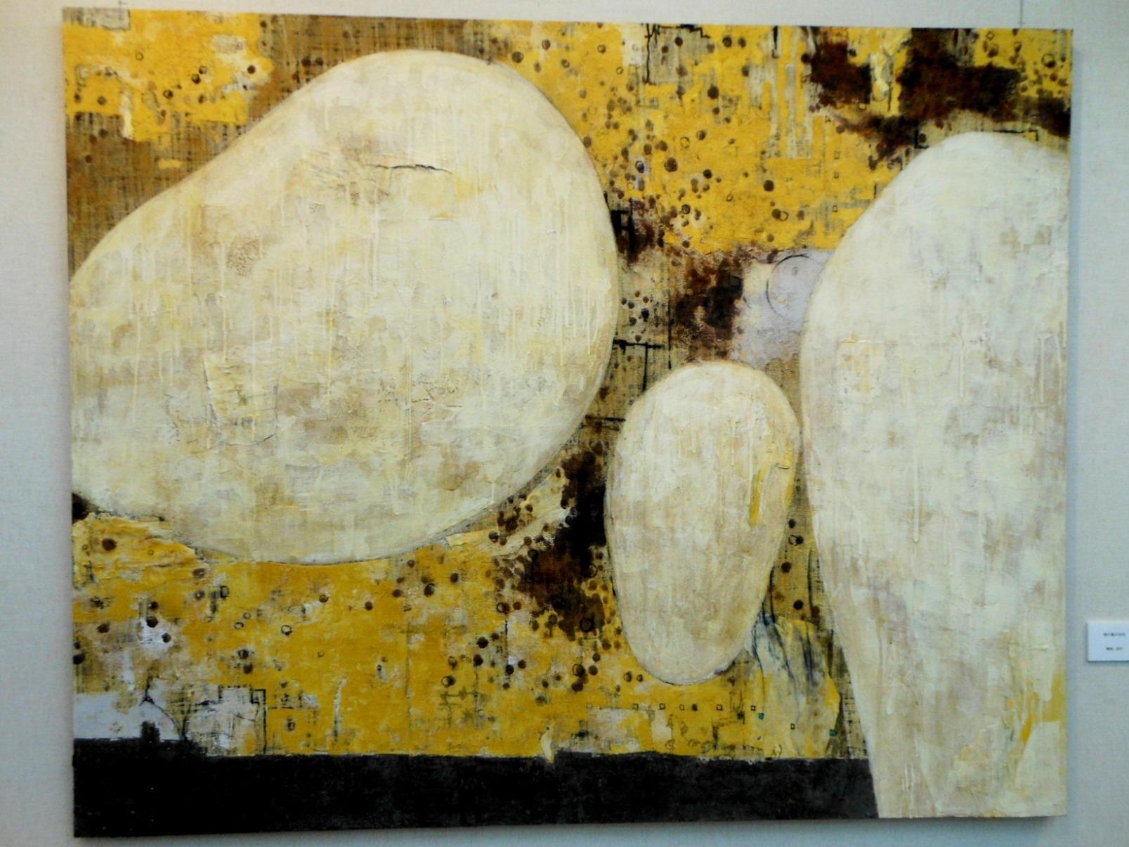 1773)②「北の日本画展 第27回」 時計台 終了5月21日(月)~5月26日(土)_f0126829_9203958.jpg