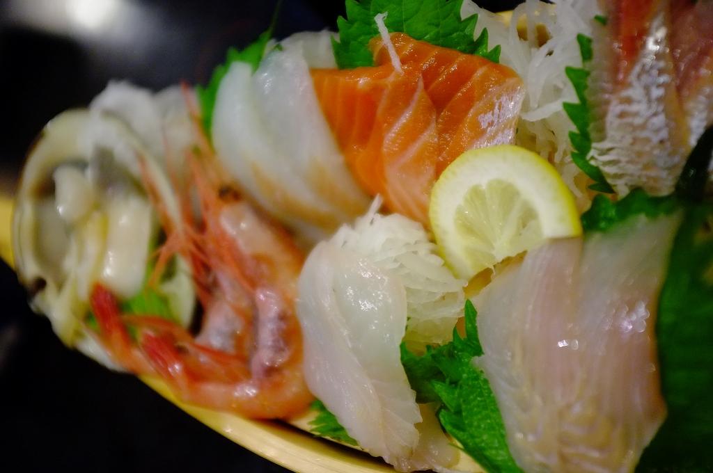 北海道より北海道の味 新橋 根室食堂_f0050534_834524.jpg