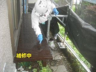 塗装工事11.5日目_f0031037_18295832.jpg