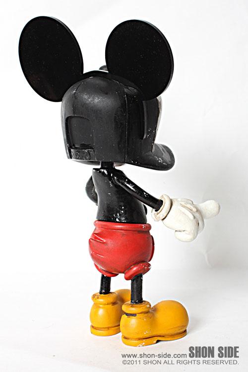 留之助限定Cap Duck Mouse、進捗_a0077842_9554328.jpg