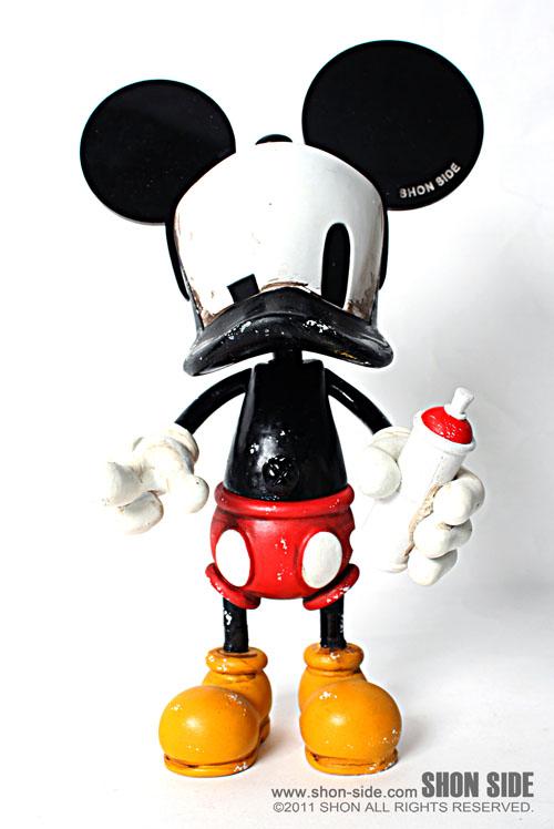 留之助限定Cap Duck Mouse、進捗_a0077842_955538.jpg