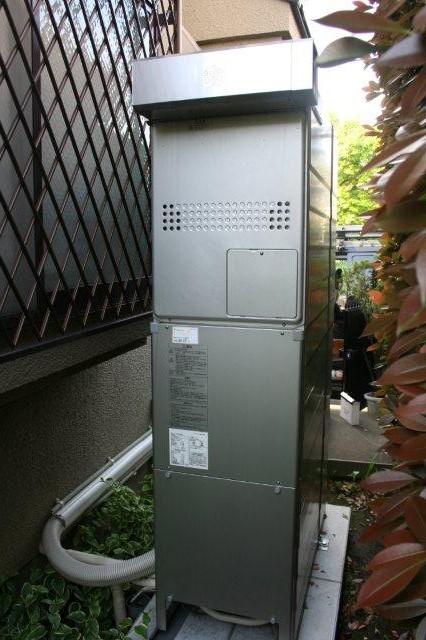 エネファームと太陽光のW発電がスタート!(東京都練馬区)_e0207151_1441927.jpg