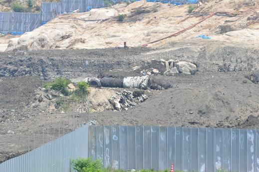 香川の産廃問題 豊島汚染土 (受け入れもめた。)11 #大津#otsu #shiga_b0242956_659229.jpg