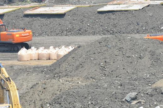香川の産廃問題 豊島汚染土 (受け入れもめた。)11 #大津#otsu #shiga_b0242956_72656.jpg